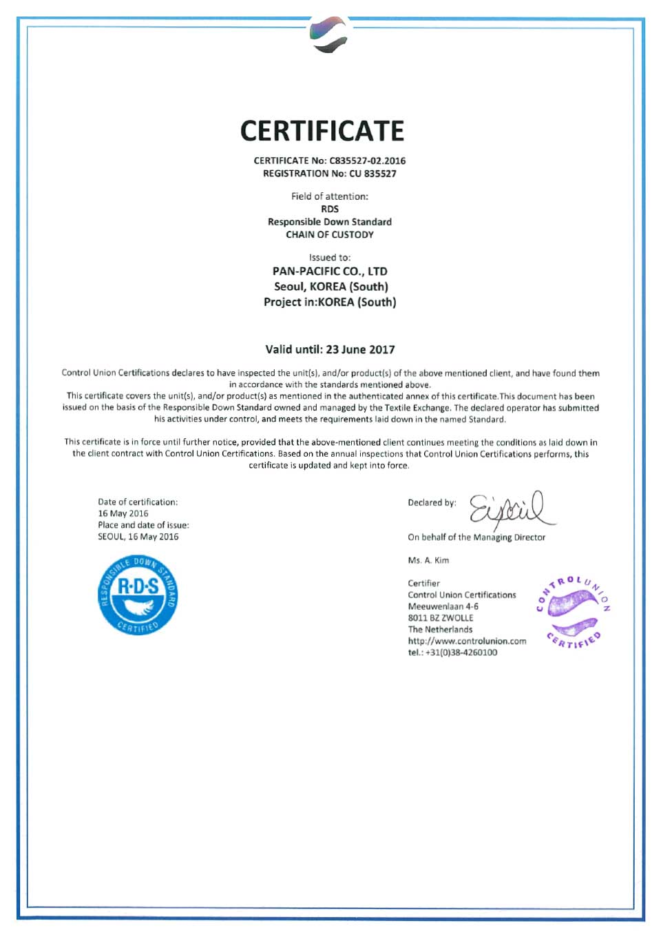 certification_rds